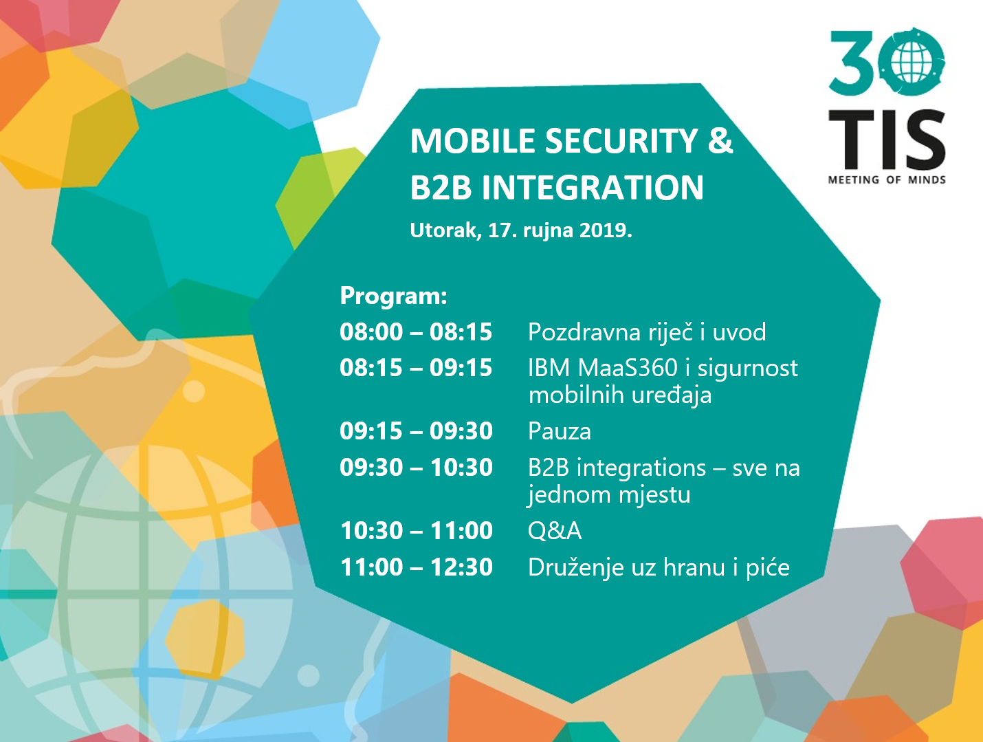 MOBILE SECURITY & B2B INTEGRATION